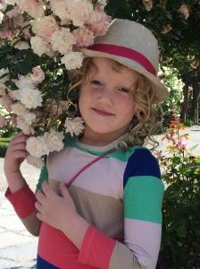 Flower Girl Minnie