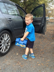 Blog - paddy over cars