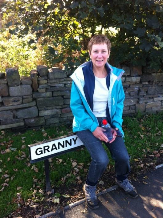 Granny Sign