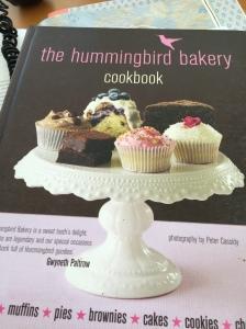 Hummingbird cookbook