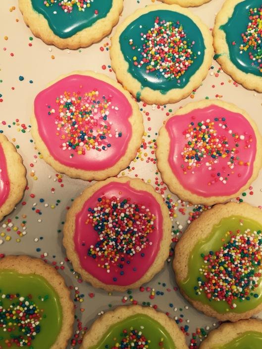 Sprinkle Biscuits 4